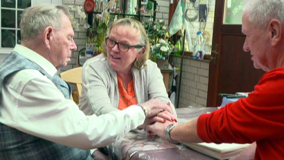 Ungewöhnliche Dreiecksbeziehung: Uwe, Uwi und Susanne