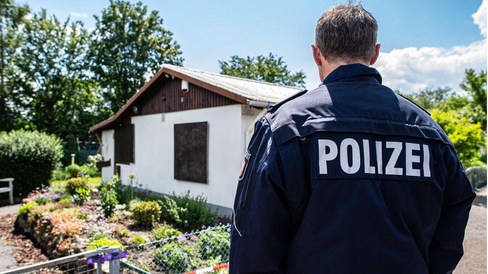 Gartenlaube gilt als einer der Tatorte in dem Münsteraner Fall massenhafter sexualisierter Gewalt an Kindern