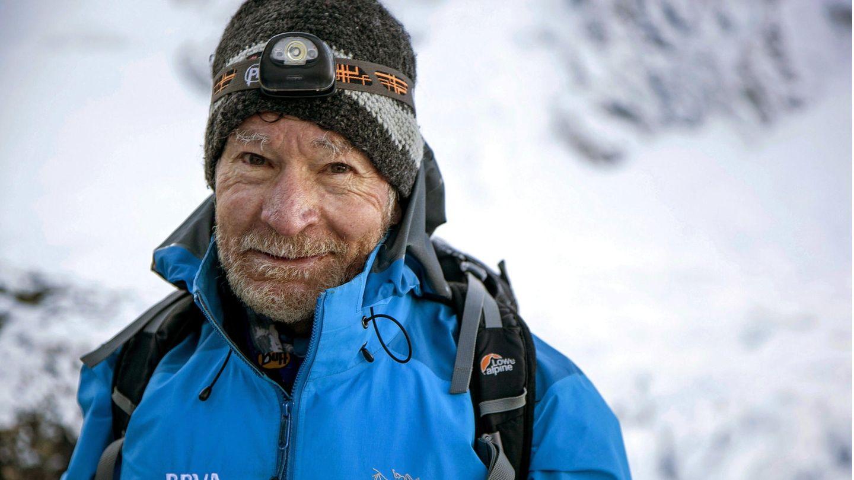 Carlos Soria hat elf der 14 höchsten Berge der Welt nach seinem 60. Geburtstag erklimmt
