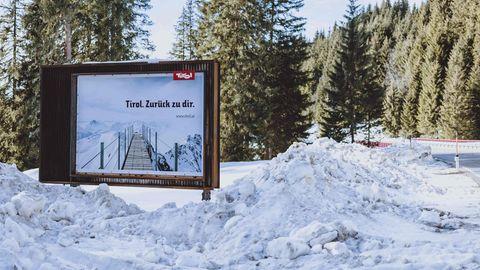 Tirol Lockdown Corona