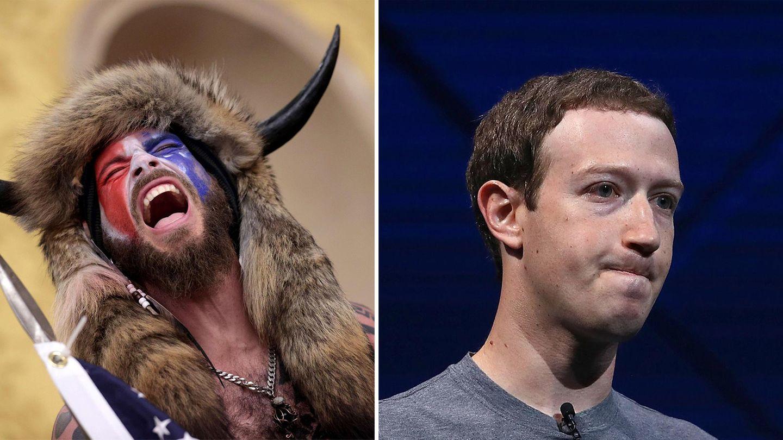 Facebook: Der wahre Verschwörung-Treiber ist nicht Parler, sondern Zuckerbergs Netzwerk - STERN.de