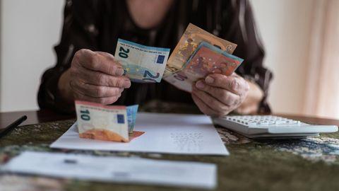 Rente in den Niederlanden