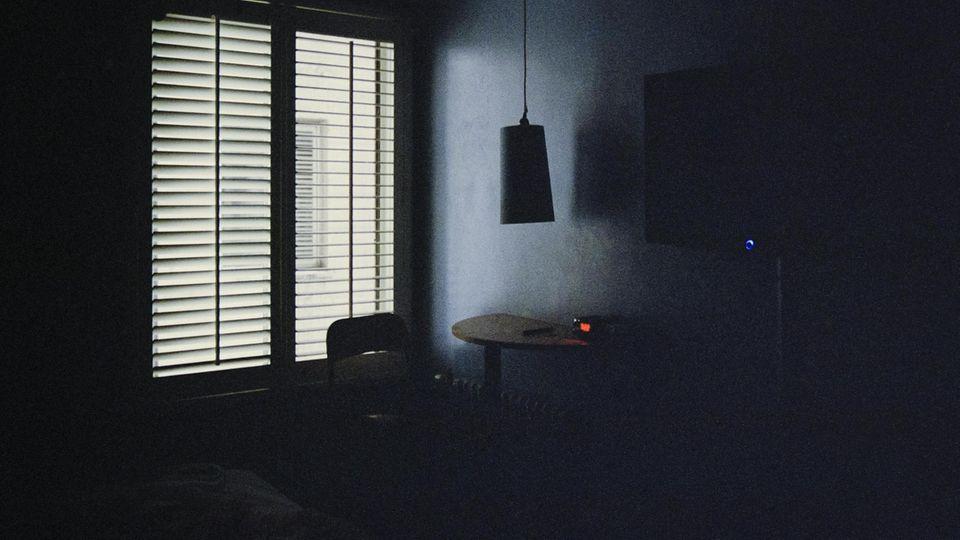 Ein Zimmer im Cecil Hotel
