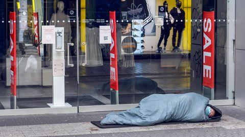 Wohnungslose: Dauerfrost angesagt: Wie Hamburg im Corona-Winter mit obdachlosen Menschen umgeht