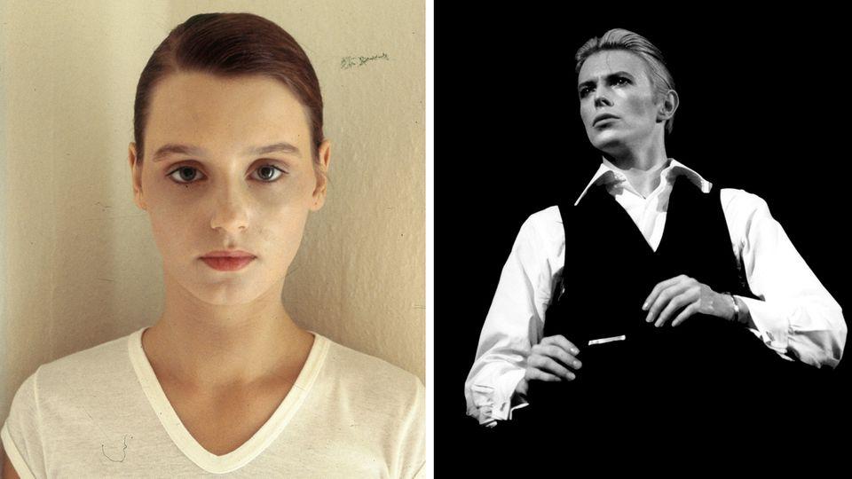 Christiane F. und David Bowie