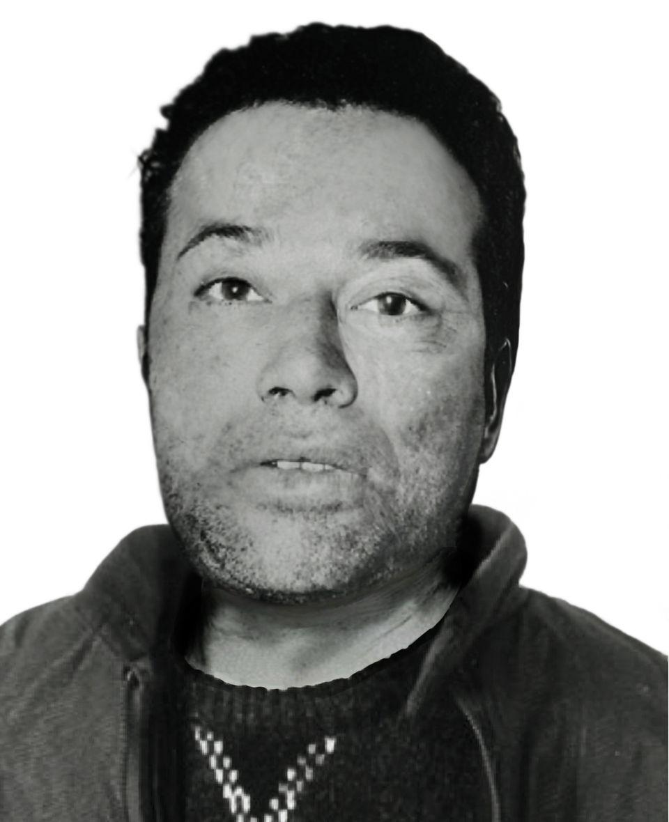 Das Foto zeigt die unbekannte Leiche aus dem Jahr 1991
