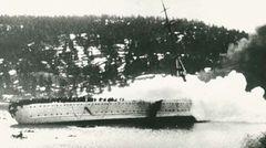 Auf dem Schiff befanden sich Kommandosoldaten, die Regierung und Königsfamilie inhaftieren sollten.