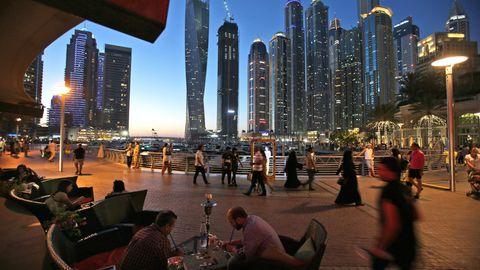 Geschäft mit dem Virus: Corona-Impftourismus in Dubai: Wie sich Super-Reiche beim Schutz gegen das Virus vordrängeln