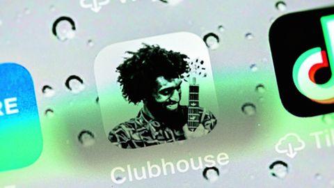 """Soziale Medien: Der Hype um """"Clubhouse"""": Ist er schon vorbei?"""