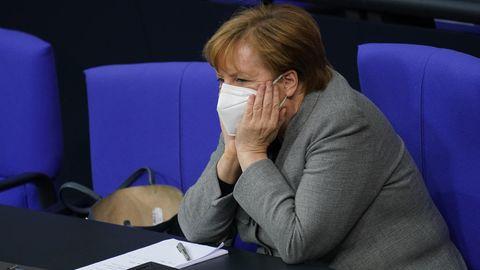 Kanzlerin Angela Merkel