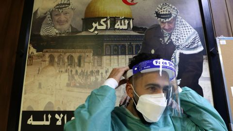 Politischer Sprengstoff: Israel feiert seinen Impferfolg – und die Palästinenser gehen leer aus