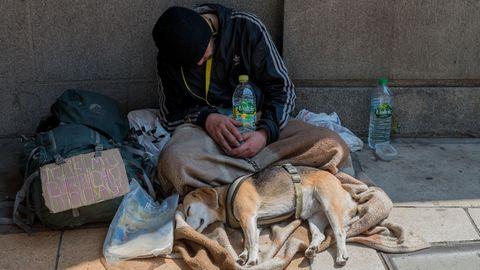 Ein Tierheim aus Bonn bietet obdachlosen Tierhaltern Hilfe an.