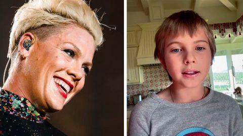 Wie die Mutter so die Tochter – Pinks Kinder beweisen ihr Gesangstalent