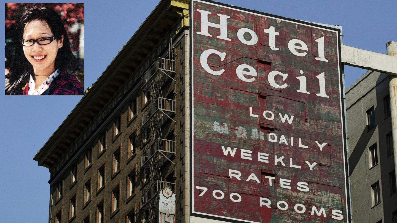 Elisa Lam und das Cecil Hotel
