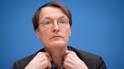 SPD-Gesundheitsexperte: Karl Lauterbach, SPD-Gesundheitsexperte
