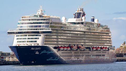 """Die """"Mein Schiff 2"""" von Tui Cruises"""