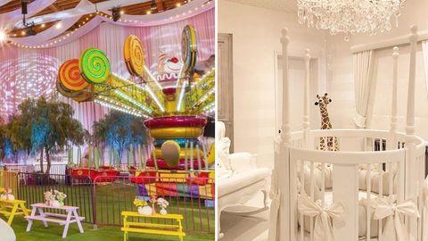 Durchdesignt und dekadent: So luxuriös wohnen die Kinder der Weltstars