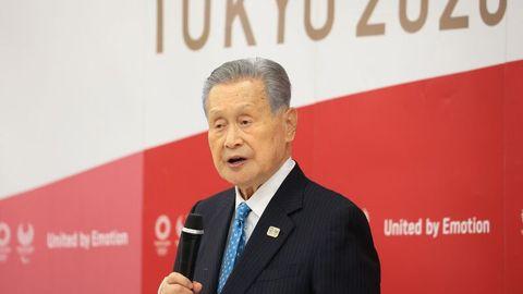 Mori gibt seinen Rücktritt bekannt