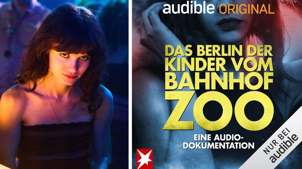Das Berlin der Kinder vom Bahnhof Zoo. Eine Audio-Dokumentation