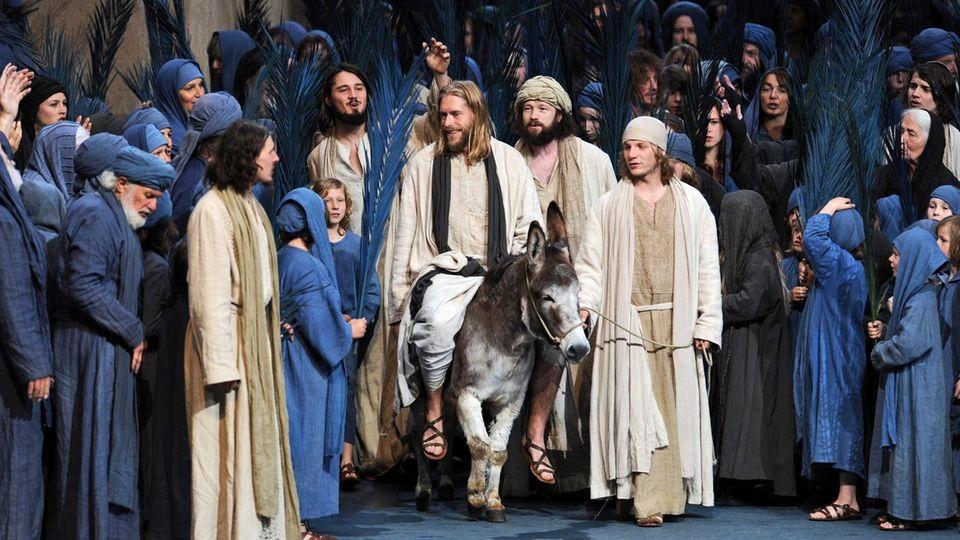 Oberammergauer Passionsfestspielen 2010
