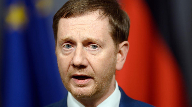 Michael Kretschmer (CDU), der Ministerpräsident von Sachsen