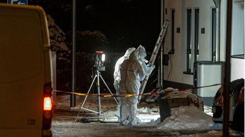 Tatort des Vierfachmordes in Radevormwald