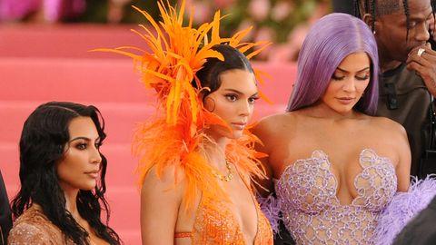 Kim, Kendall und Kylie