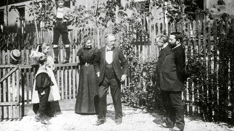 Erfinder des Diesel-Motors: Rudolf Diesel war ein Träumer und Tüftler, erfand den berühmten Motor - und sein Tod bleibt mysteriös