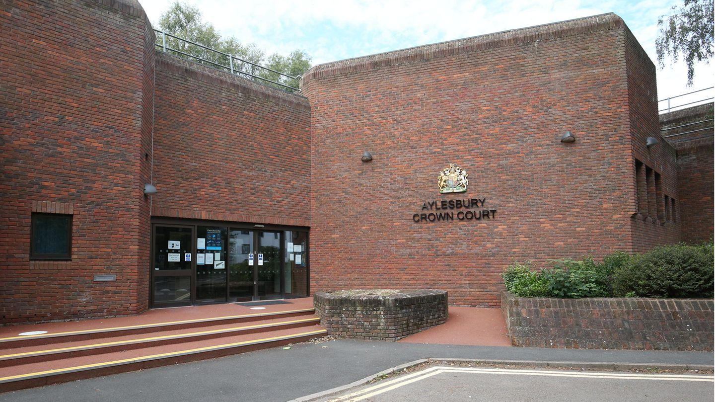 35-jährige Lehrerin vor Gericht in Aylesbury, England.