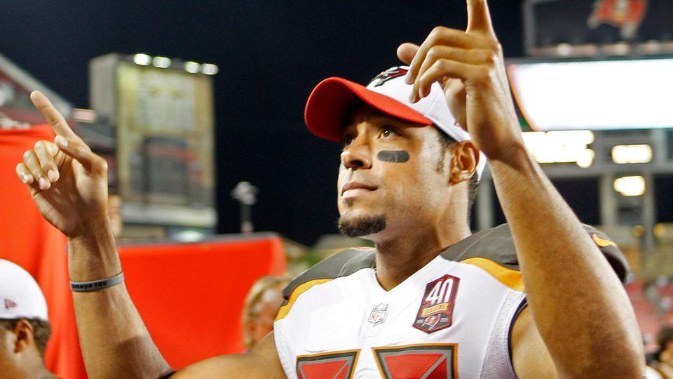 Vincent Jackson spielte in der NFL für die Tampa Bay Buccaneers und die San Diego Chargers.