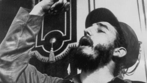 Fidel Castro wird Staatsschef in Kuba