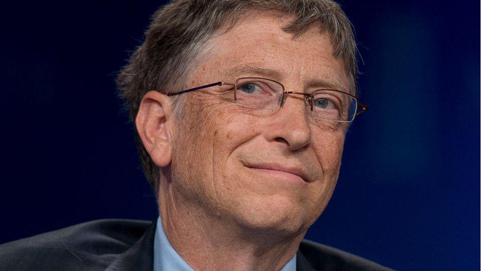 Im Lauf der Pandemie wurde Bill Gates mit Hass und wüsten Vesrchwörungstheorien überschüttet.