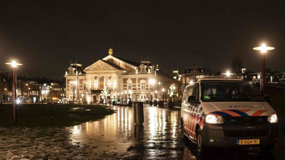 Ausgangssperre in den Niederlanden