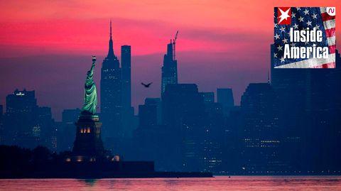 New York City –die Stadt, die nach Trump und Corona einige schlaflose Nächte hinter sich hat