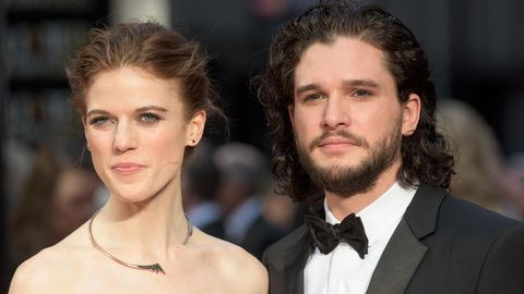 Kit Harington und Rose Leslie