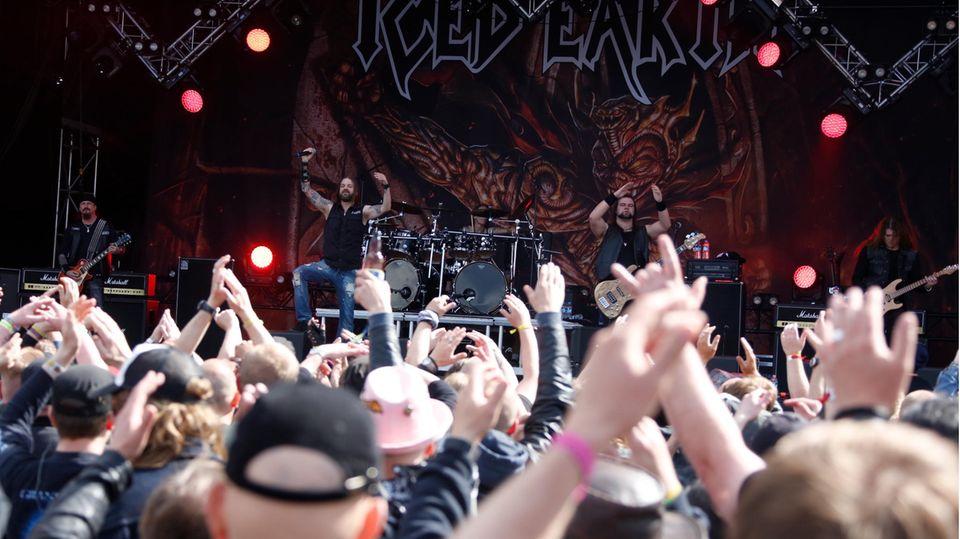 Band Iced Earth verliert Musiker