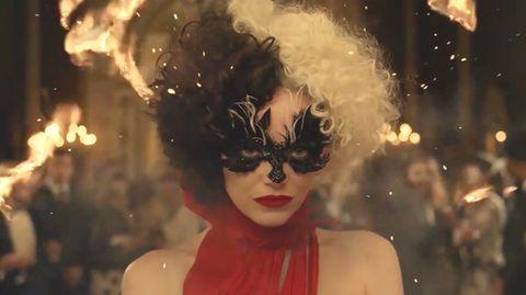"""Emma Stone als Bösewichtin """"Cruella"""" in neuem Disney-Trailer"""
