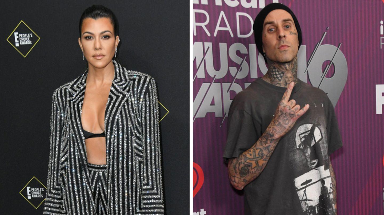 Vip-News: Kourtney Kardashian und Travis Barker machen ihre Beziehung offiziell