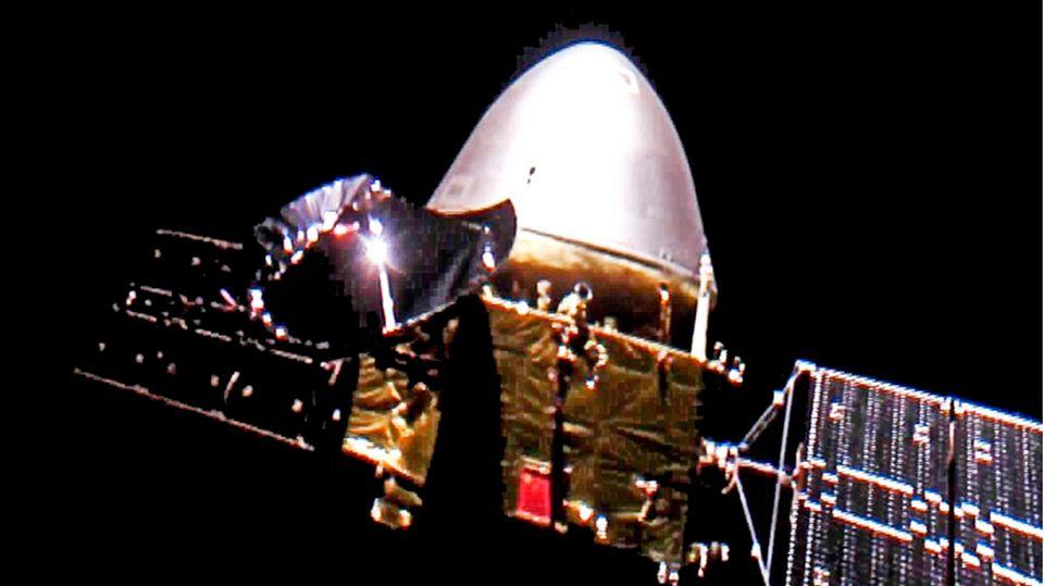 Chinas Marssonde Tianwen-1