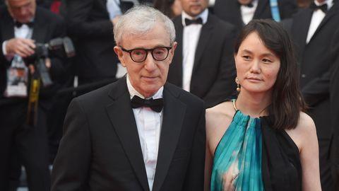 Woody Allen und Soon-Yi Previn