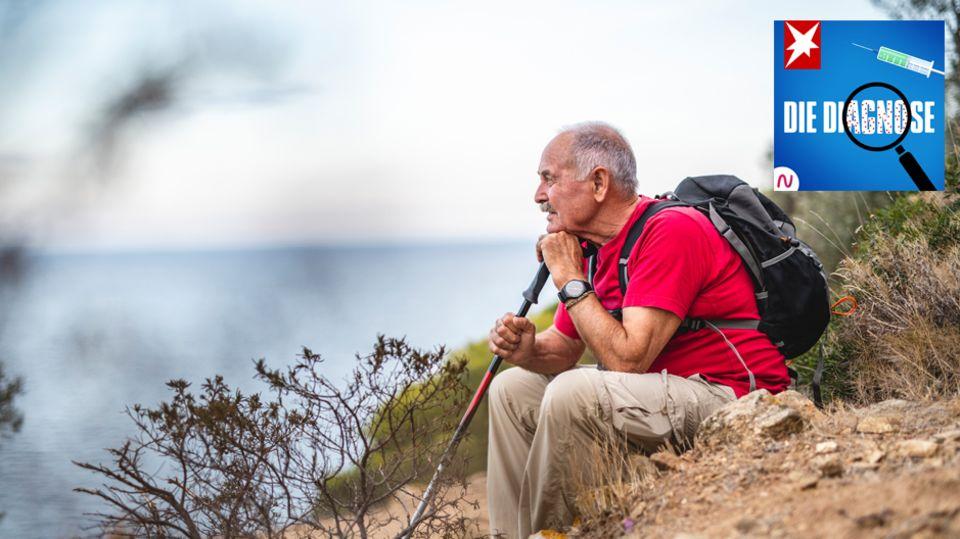 Diagnose-Podcast:Ohnmachtsanfälle beim Wandern