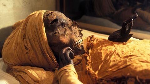 Seqenenre Taa II. starb einen schrecklichen und demütigenden Tod.