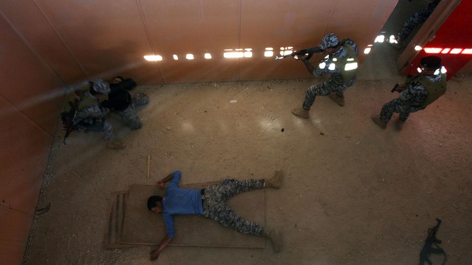 Nato im Irak