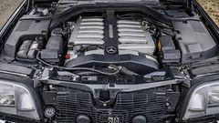 Der Zwölfzylinder leistete 300 kW / 408 PS