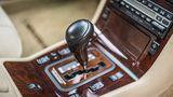 Der Mercedes SEL 600 hatte noch eine Viergangautomatik