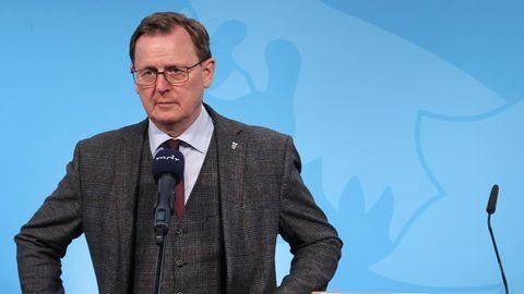Bodo Ramelow (Die Linke), Ministerpräsident von Thüringen