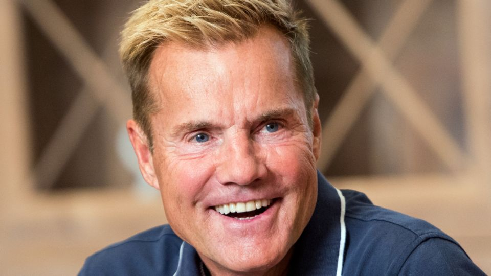 Portrait von Dieter Bohlen