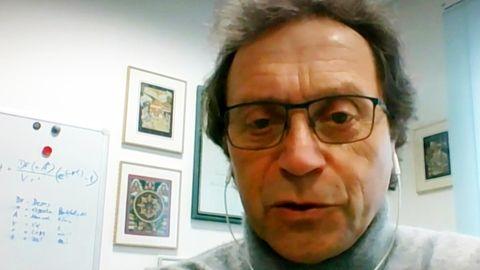 Gerhard Scheuch Physiker Aerosol Experte