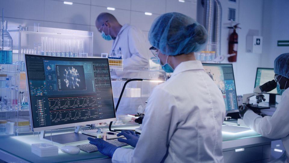 """Virenforschung: Einfache Frage, spannende Antwort: Warum will uns das Virus töten? Oder """"will"""" es gar nicht?"""