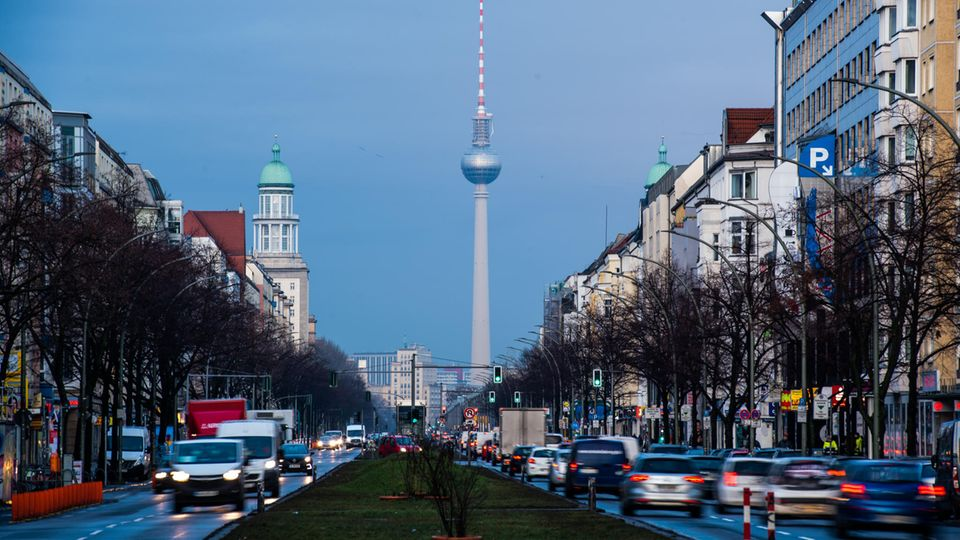Autos in Berlin